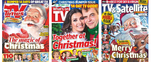 Christmas is sorted with our digital magazine collection w. F.